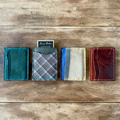 William Leather Wallet