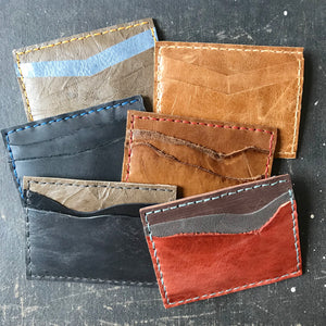 William 4 Pocket Leather Wallet