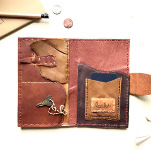 Made in the South, leather goods by Bernice London