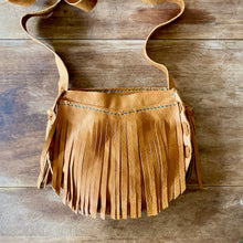 Load image into Gallery viewer, Abigail Fringe Crossbody