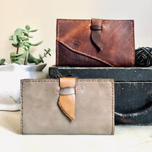 Load image into Gallery viewer, Handmade leather goods by Bernice London