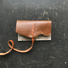 Load image into Gallery viewer, Teddy Leather Wallet / Horiztonal