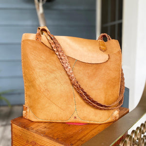 Patricia Leather Tote