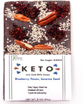 Keto Blueberry Pecan Bar
