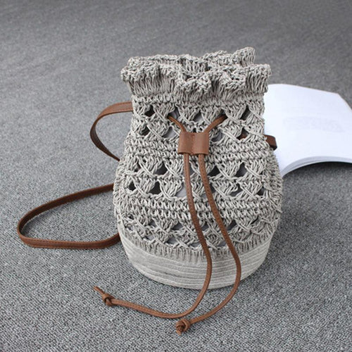 🔥2019 Must Have Bucket Hollow Bag