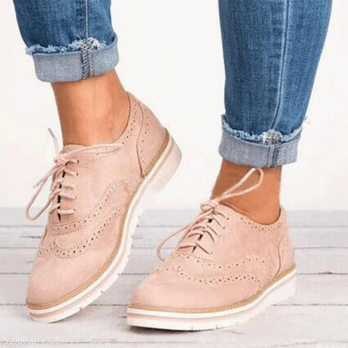 Plain  Flat  Criss Cross  Round Toe  Casual Office Comfort Flats