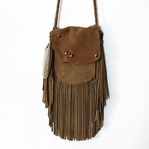 Mini Sweetgrass Bag