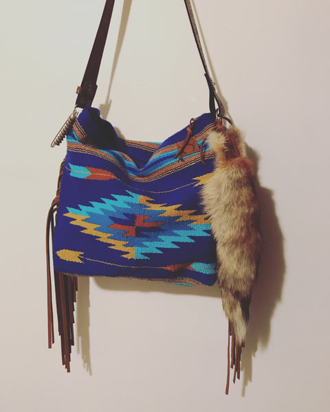 Two Arrows Macaw Royal Bag