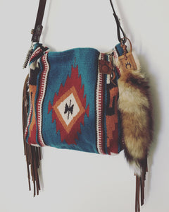 The Nevada Turquoise Bag