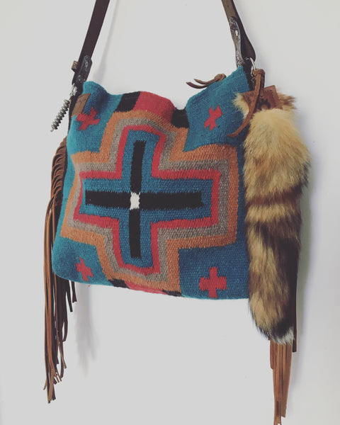Good Medicine Cross Bag