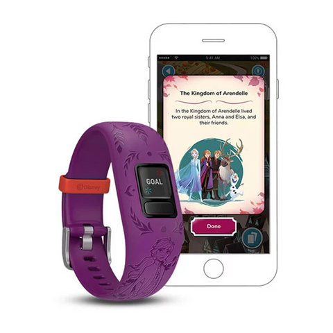 Image of Vivofit Jr. 2, Adjustable - Frozen 2