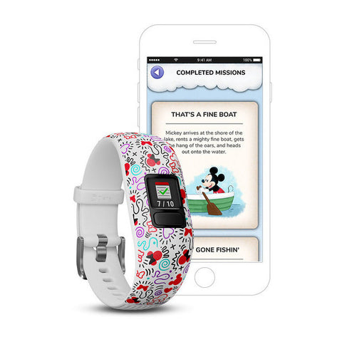 Image of Vivofit Jr. 2, Adjustable - Minnie Mouse