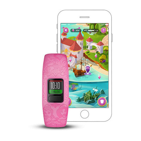 Image of Vivofit Jr. 2, Adjustable - Princess