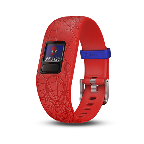 Image of Vivofit Jr. 2, Adjustable - Spiderman