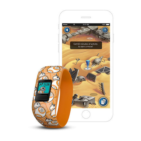 Image of Vivofit Jr. 2, Stretchy - BB 8