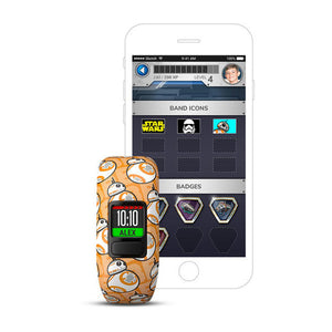 Vivofit Jr. 2, Stretchy - BB 8