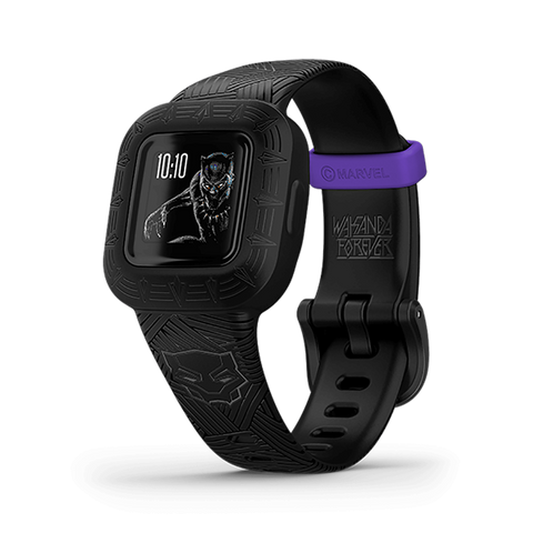 Image of Vivofit jr. 3 - Marvel Black Panther