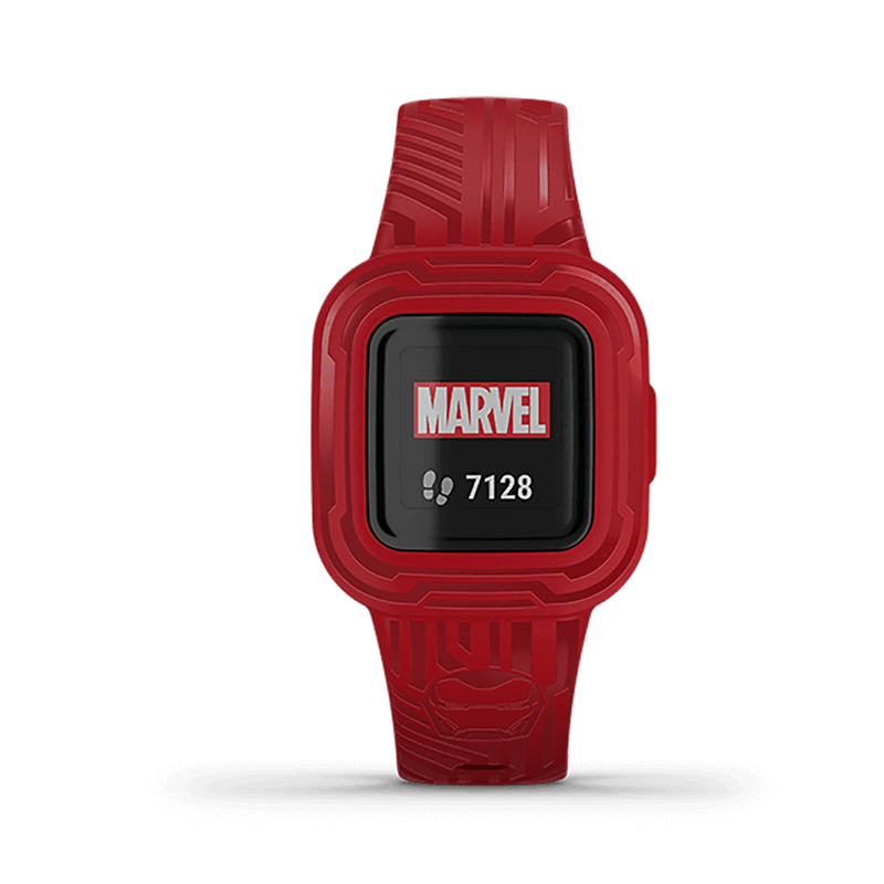 Vivofit jr. 3 - Marvel Iron Man