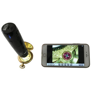 Hi-Res Hand Held Video Measuring Microscope