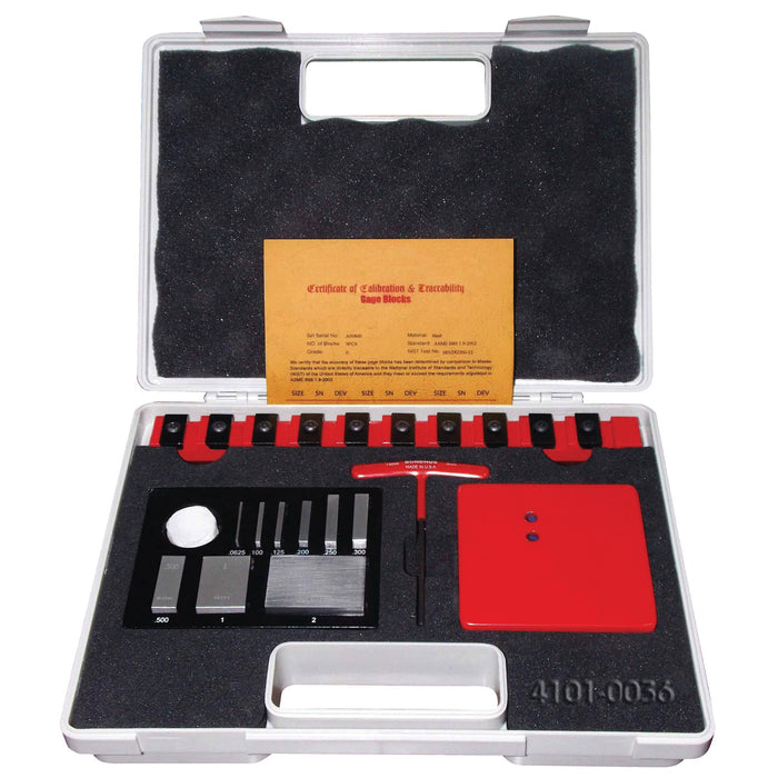 10 Piece Measuring Tools Setting Masters