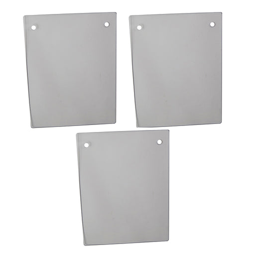 Flat Flex-Shield™ Replacement Shields
