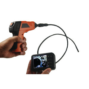 Flex-Bore™ 9mm Small Diameter Videoborescope Complete System