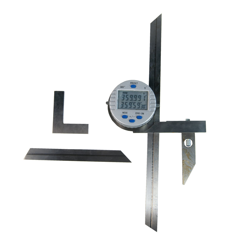 "12"" Digital Protractor"