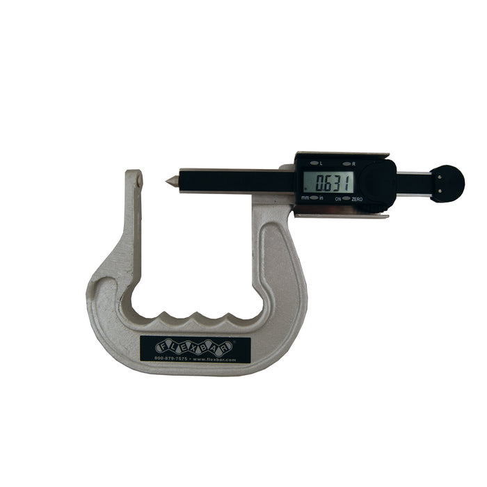 Electronic Deep Throat Micrometer