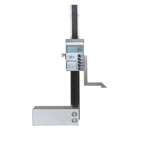 Digital Electronic Scale Height Gage with Magnetic Base