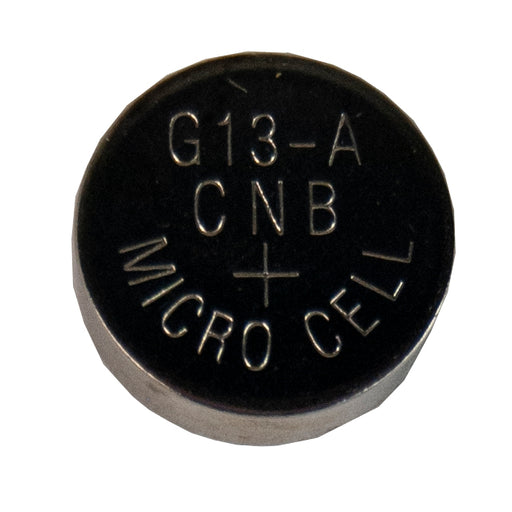 Replacement Battery for Digital Electronics 3-Point Internal Micrometers.