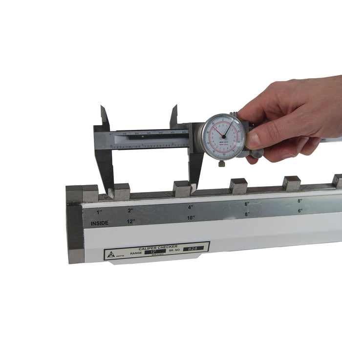 Caliper & Height Gage Checker