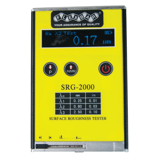 Flexbar Portable Surface-Roughness Tester