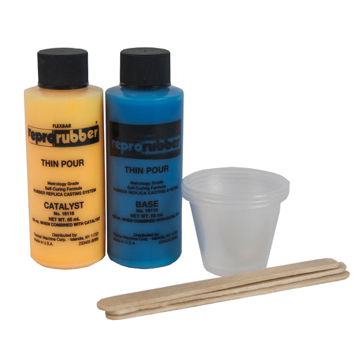 Thin Pour Kit -  Case of 10, 380ML