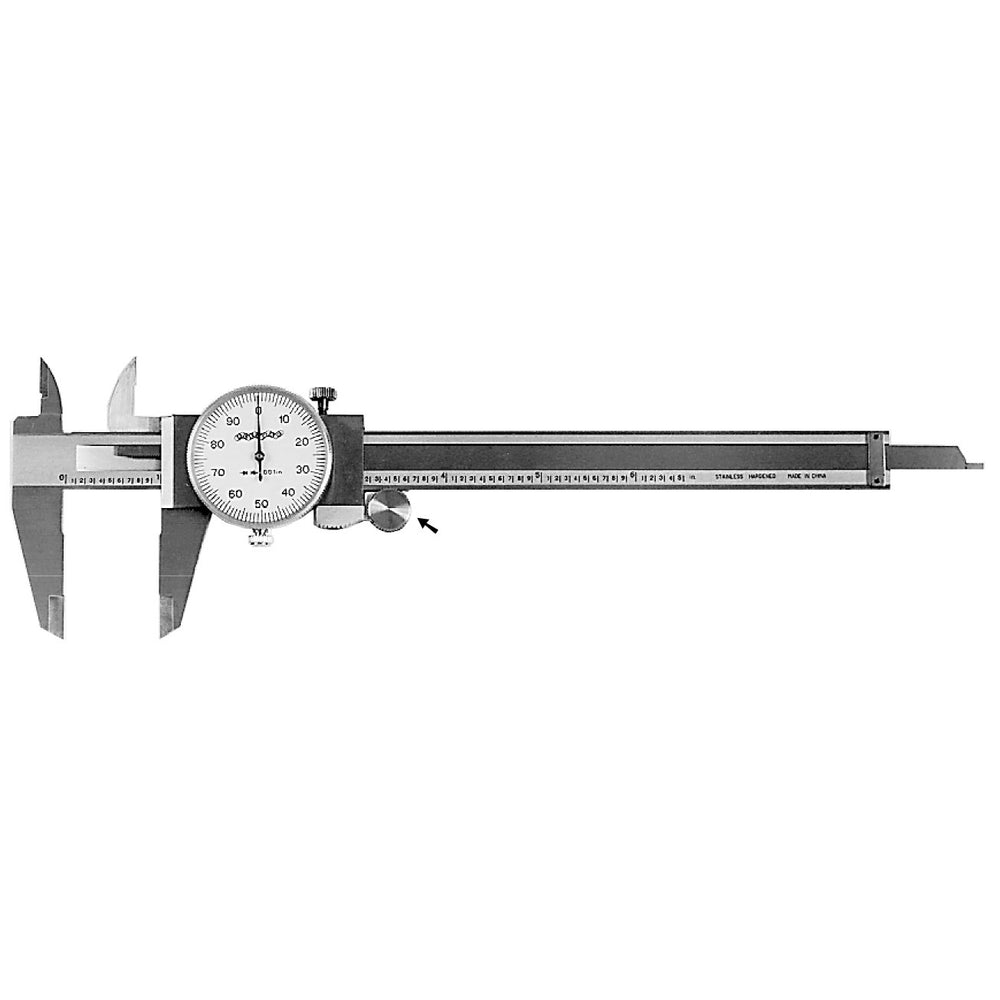 Precision Dial Calipers