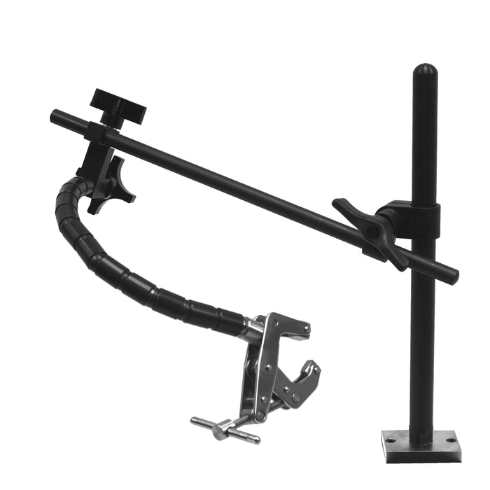 "Long Reach Jumbo Flexbar Clamp with 2"" Kant-Twist Clamp"