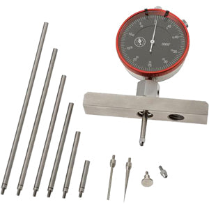 Dial Indicator Depth Gage Set