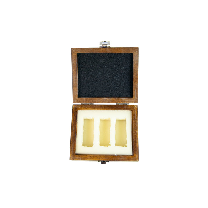 Wood Case for Set of 3 Universal Blocks