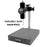 Heavy-Duty Stem-Mount Granite Base Indicator Stand