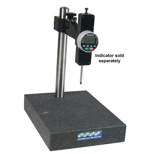 Heavy-Duty Lugmount Granite Base Indicator Stand
