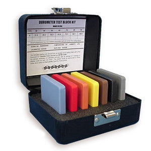 "Shore ""A"" Durometer Test Kit (Available with Certification)"