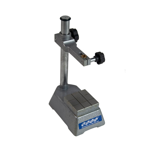 Heavy Duty Dial Gage Stand w/ Square Grids