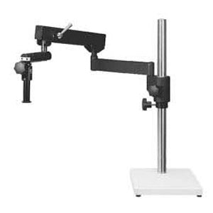 "12"" X 12"" Square Base Articulating Arm Boom Stand"