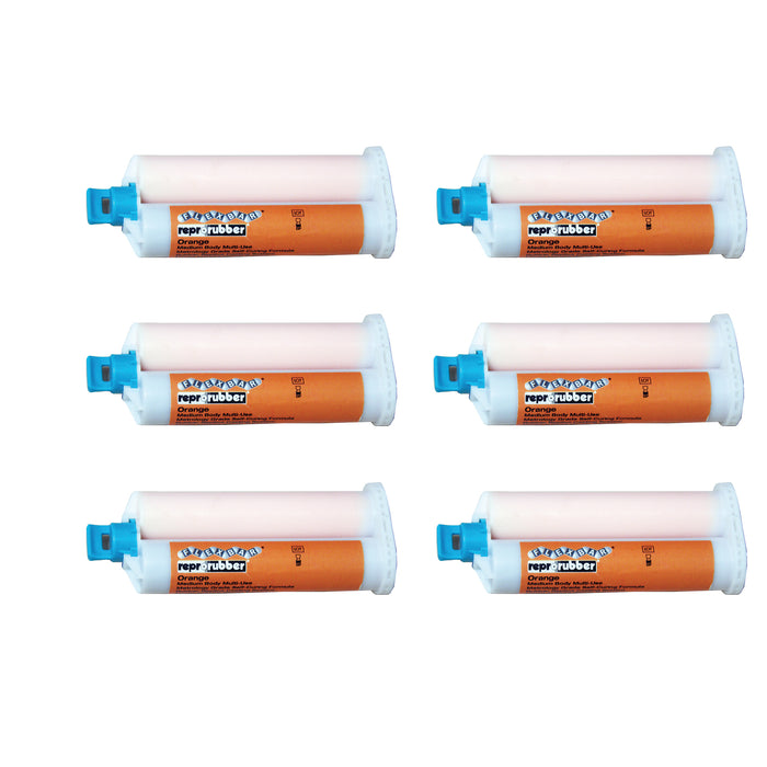 Medium Body Cartridges (50ml) - 6 PACK
