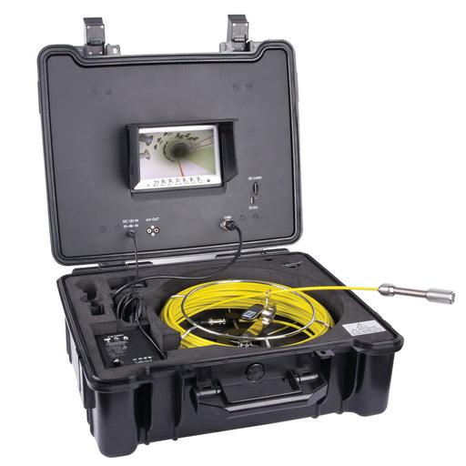 Long Bore Inspection Camera System