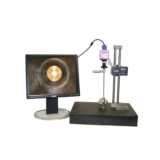 Internal Bore Video Measurement/Inspection System