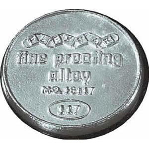 Fine Proofing Alloy
