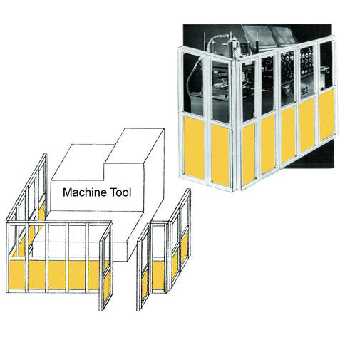 Basic 4-Panel Panelguard™ Sets