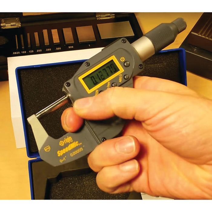 Bluetooth Speed-Mic IP65 Micrometer