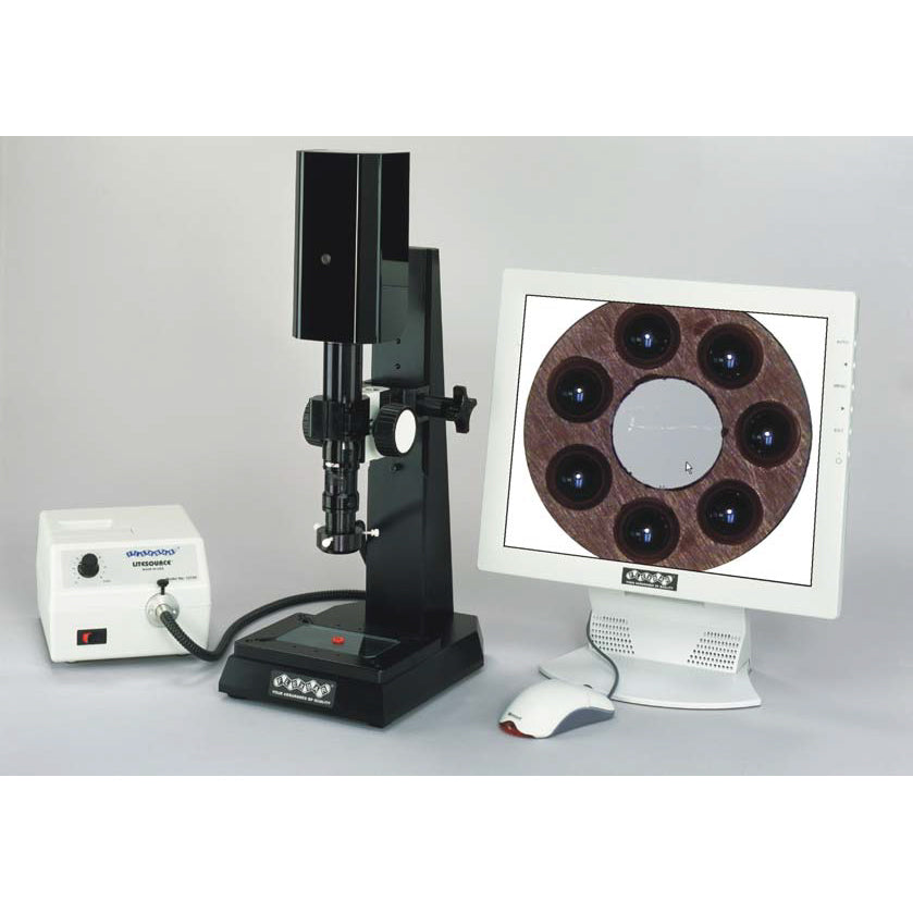 Vision Gauge VG-500 Field of View Measurement System