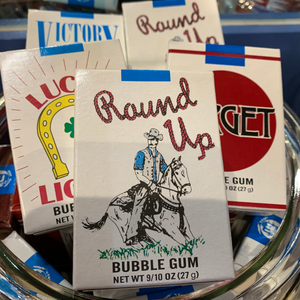 Bubble Gum Cowboy Sticks